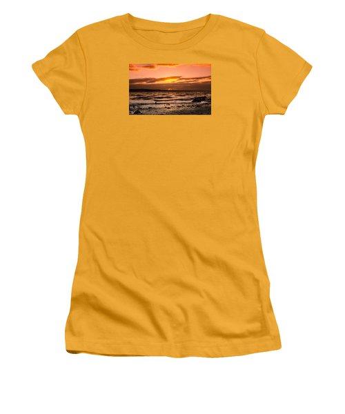 Skerries Women's T-Shirt (Junior Cut) by Martina Fagan