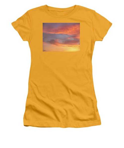 Sky Variation 17 Women's T-Shirt (Athletic Fit)