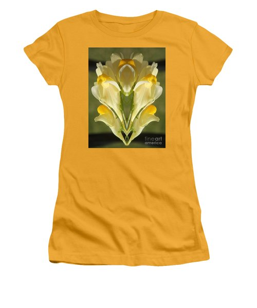 Snappy Bouquet Women's T-Shirt (Athletic Fit)