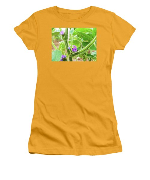 Soybean  Women's T-Shirt (Athletic Fit)
