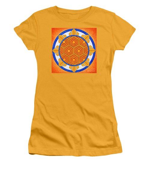 Spirit Of Kapwa/espiritu De La Solidaridad Women's T-Shirt (Junior Cut)