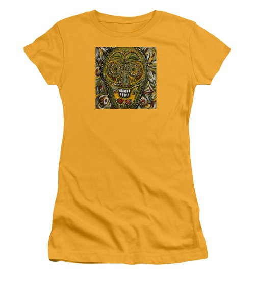 Spirit Of The Jungle Women's T-Shirt (Athletic Fit)