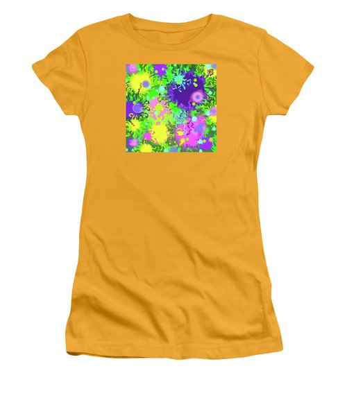 Springing Into Summer Women's T-Shirt (Athletic Fit)