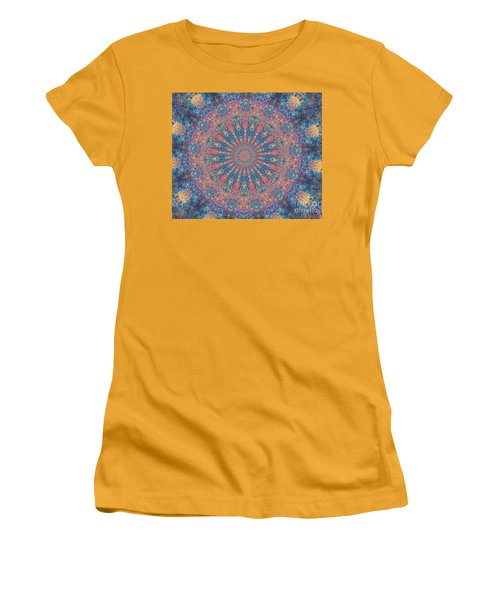Women's T-Shirt (Junior Cut) featuring the photograph Star Constellations by Shirley Moravec