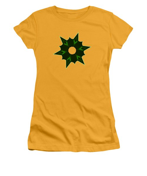 Star Record No. 4 Women's T-Shirt (Junior Cut) by Stephanie Brock