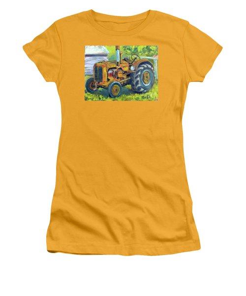 Still Workin' Women's T-Shirt (Athletic Fit)