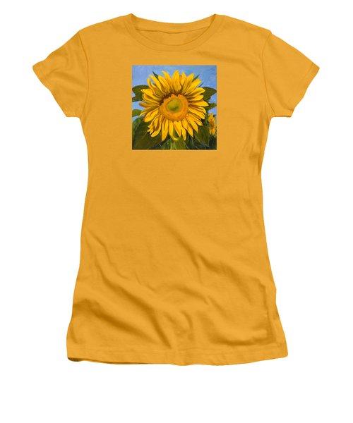 Summer Joy Women's T-Shirt (Athletic Fit)