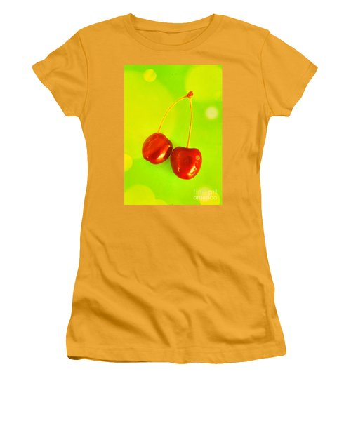 Summer Love Women's T-Shirt (Athletic Fit)