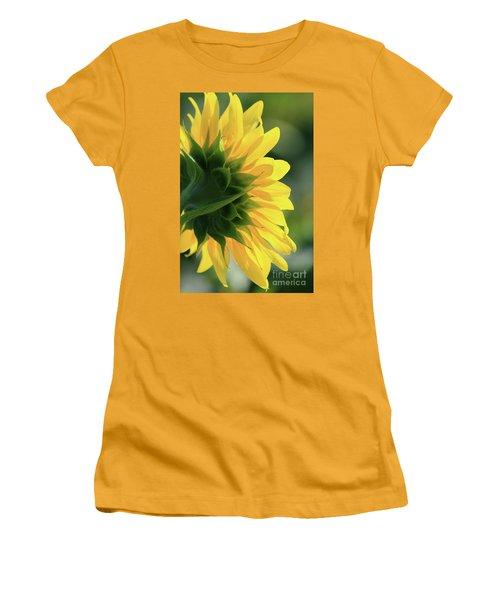 Sunlite Sunflower Women's T-Shirt (Athletic Fit)