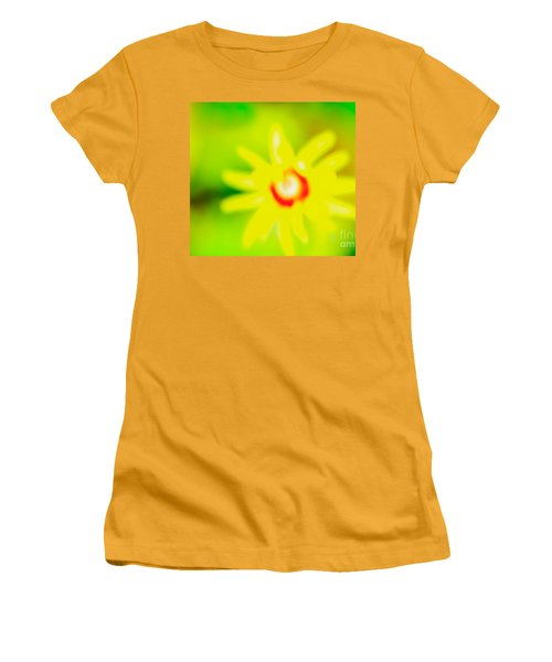 Sunnyday Women's T-Shirt (Athletic Fit)
