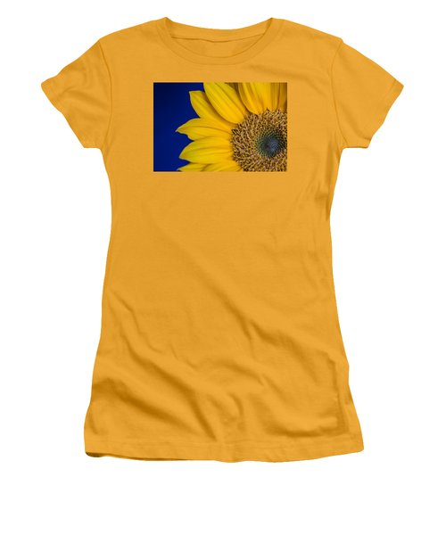 Women's T-Shirt (Athletic Fit) featuring the photograph Sunnyside by Julie Andel