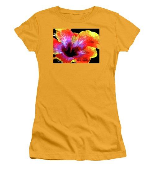 Sunshine Bemine Women's T-Shirt (Athletic Fit)