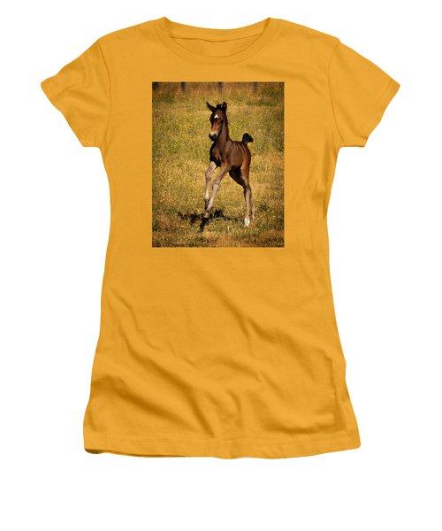 Surprise Party Women's T-Shirt (Athletic Fit)