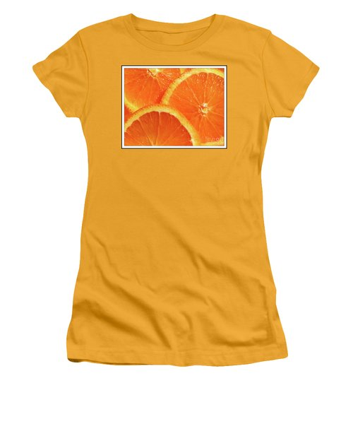 Sweet And Juicy Women's T-Shirt (Athletic Fit)