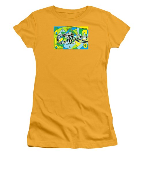 Swift Women's T-Shirt (Junior Cut) by AR Teeter