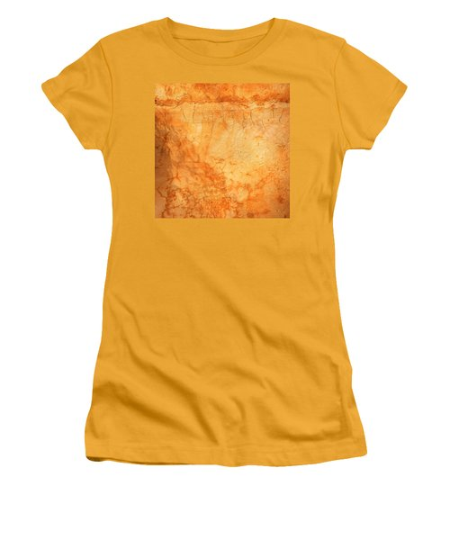 Terracotta Wall Women's T-Shirt (Athletic Fit)