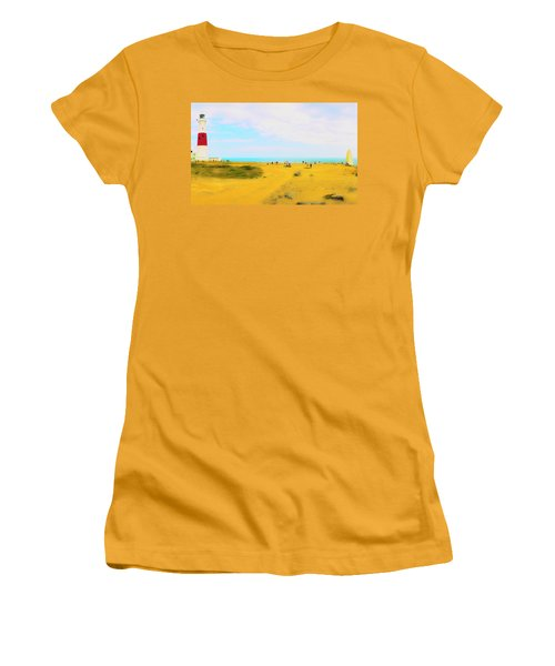 The Bill Women's T-Shirt (Athletic Fit)