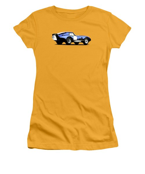 The Daytona Women's T-Shirt (Junior Cut) by Mark Rogan