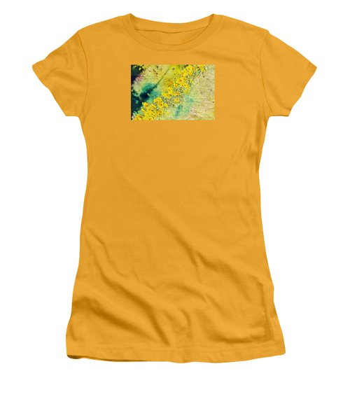 The Good With The Bad Women's T-Shirt (Junior Cut) by Lila Fisher-Wenzel