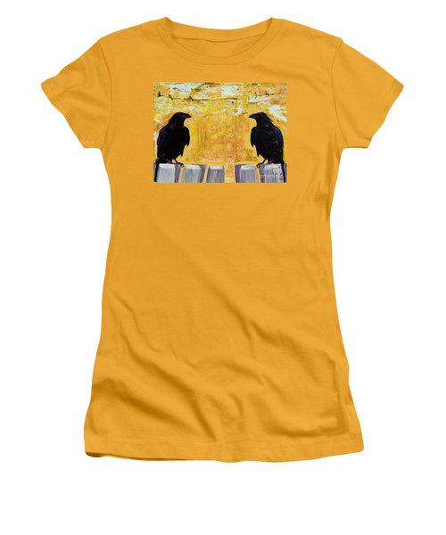 The Gossips Women's T-Shirt (Athletic Fit)