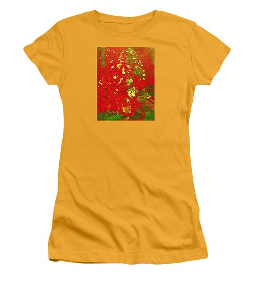 The Holidays Women's T-Shirt (Athletic Fit)