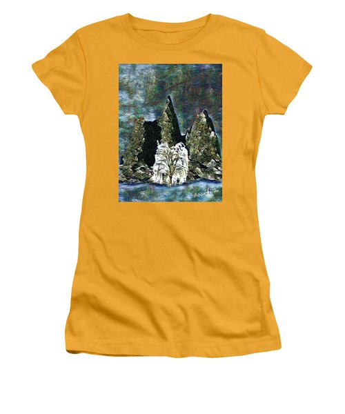 The Loneliest Tree Women's T-Shirt (Athletic Fit)