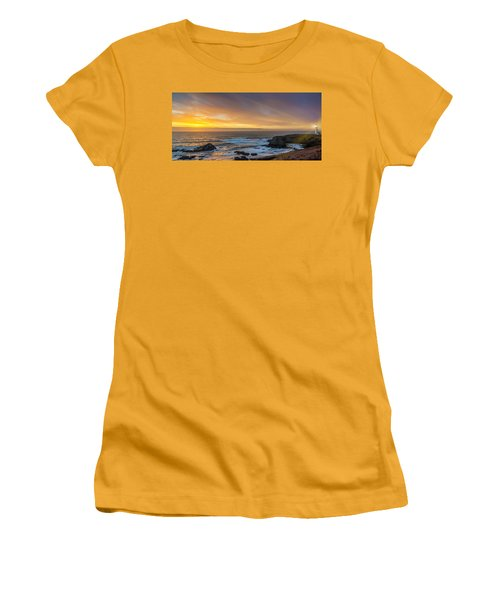 The Long View Women's T-Shirt (Athletic Fit)