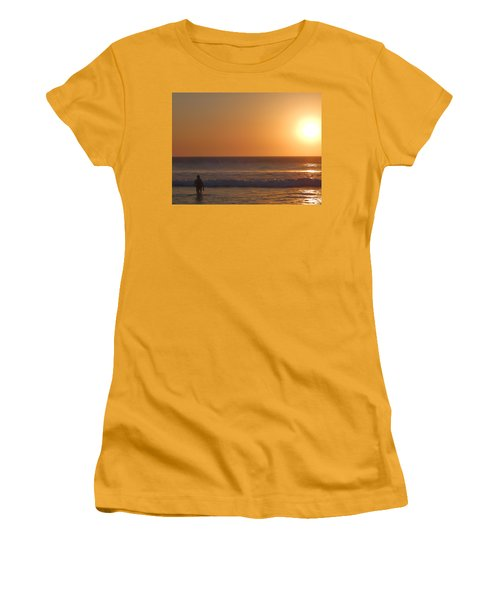 The Passenger Summer Women's T-Shirt (Junior Cut) by Beto Machado