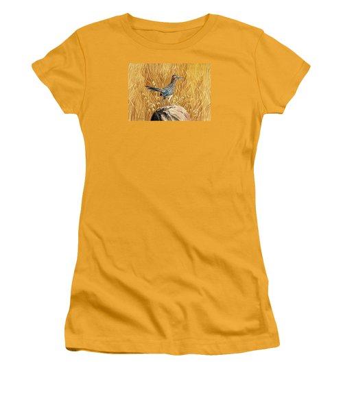 The Roadrunner Women's T-Shirt (Athletic Fit)