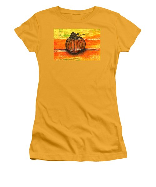 Time To Get Pumkin Women's T-Shirt (Athletic Fit)