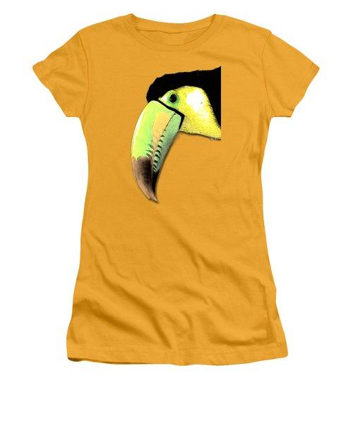 Toucan Do It Women's T-Shirt (Athletic Fit)