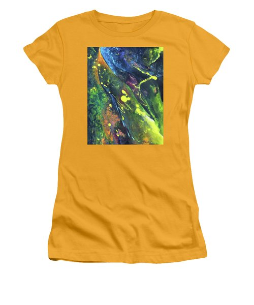 Transit Women's T-Shirt (Athletic Fit)