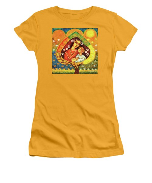Tree Of Life II Women's T-Shirt (Athletic Fit)