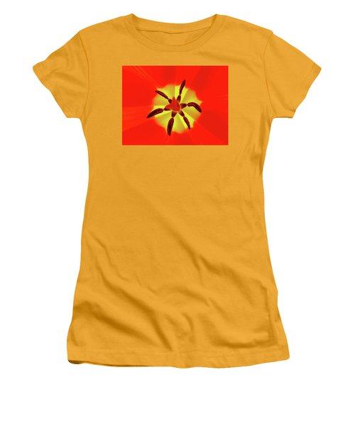 Tulip Women's T-Shirt (Junior Cut) by Bernhart Hochleitner