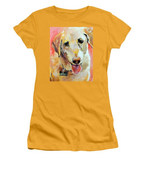 Tulip Women's T-Shirt (Junior Cut) by Jodie Marie Anne Richardson Traugott          aka jm-ART