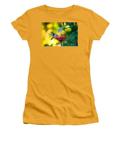 Waiting For Butterflies Women's T-Shirt (Junior Cut) by Craig Szymanski