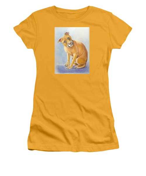 What Did You Say Women's T-Shirt (Junior Cut) by Ruth Seal