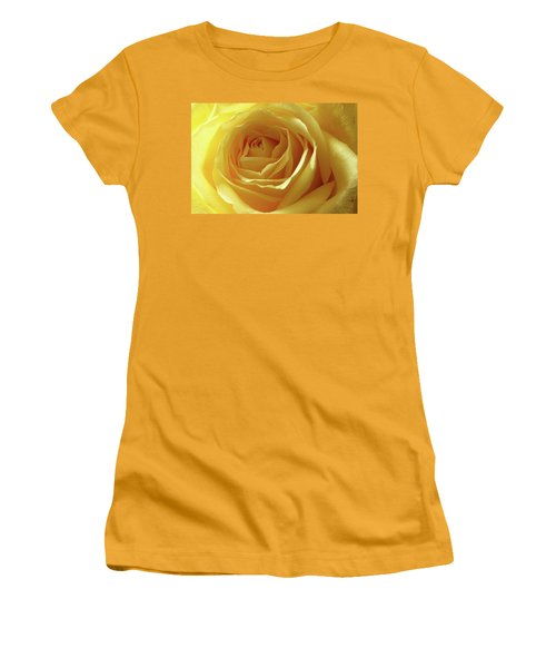 When I Think Of You Women's T-Shirt (Junior Cut) by Mike Eingle