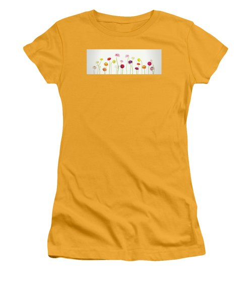 Whispering Spring Women's T-Shirt (Athletic Fit)