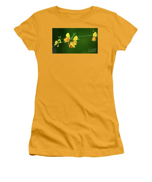 Yellow Fever Women's T-Shirt (Athletic Fit)