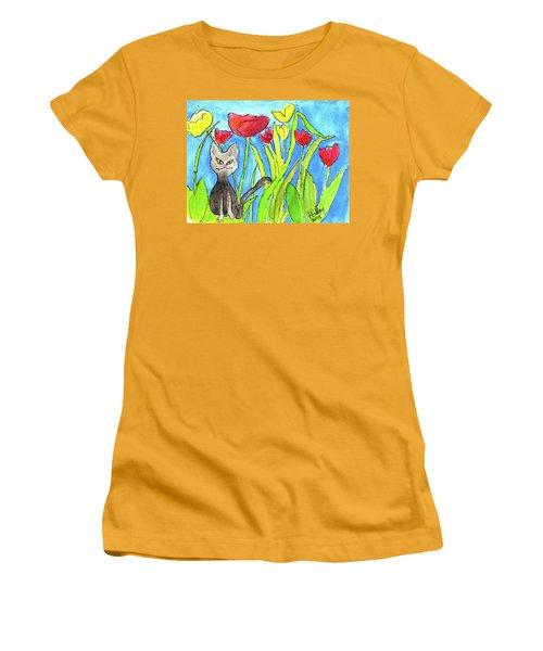 Ziggy Women's T-Shirt (Junior Cut) by Teresa Tilley