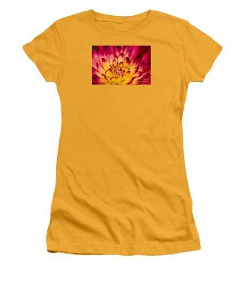Zoey Rey Women's T-Shirt (Junior Cut) by Nick  Boren