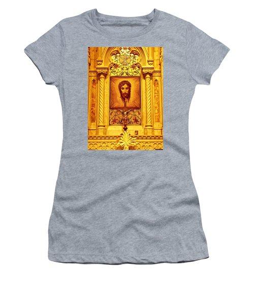 St. Patrick Nyc  Altar Women's T-Shirt