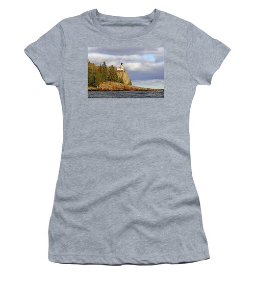 0376 Split Rock Lighthouse Women's T-Shirt
