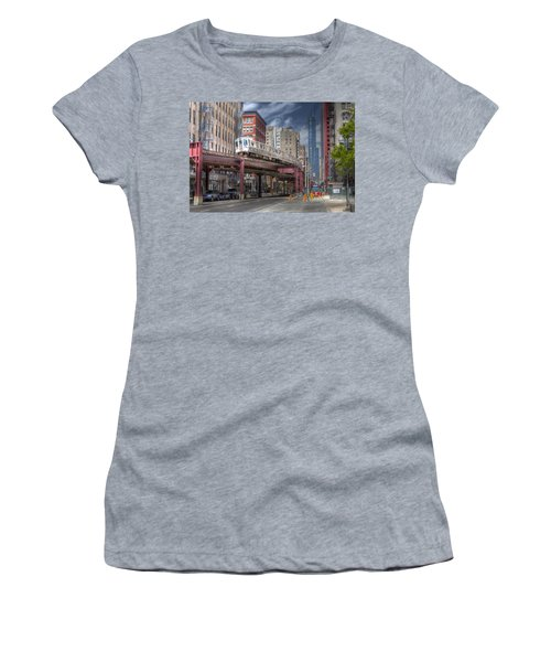 0489 Wabash Avenue Chicago Women's T-Shirt