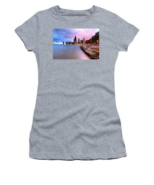0865 Chicago Sunrise Women's T-Shirt
