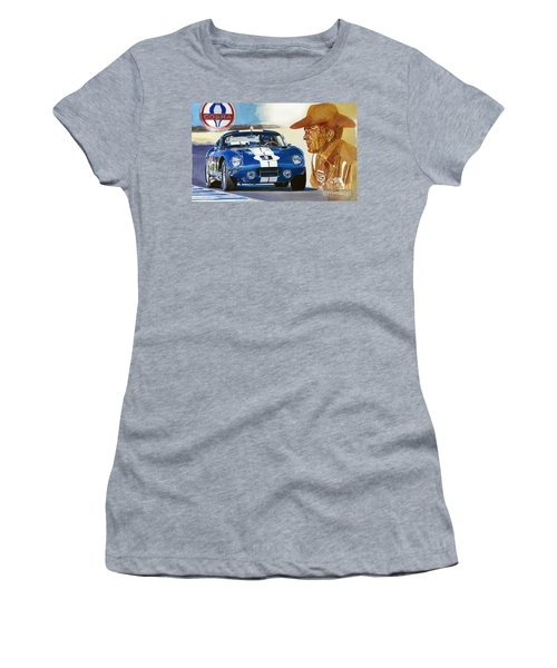64 Cobra Daytona Coupe Women's T-Shirt