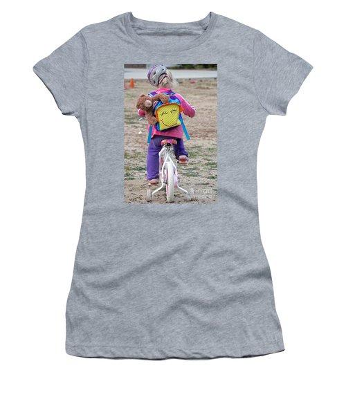 A Child's Adventure Women's T-Shirt (Athletic Fit)