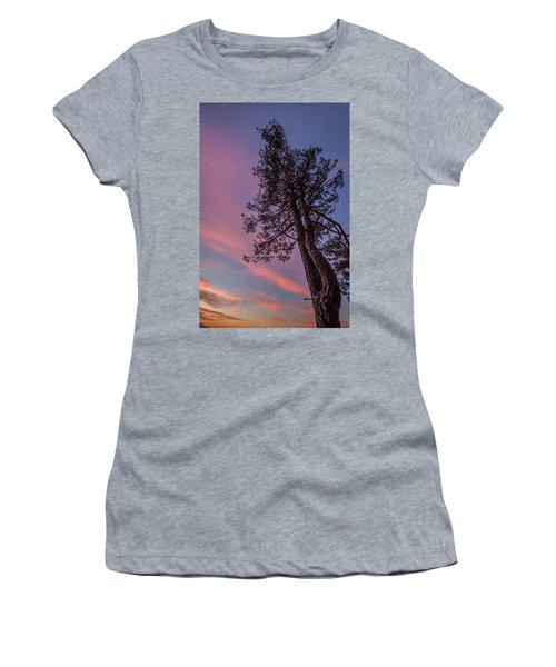 Women's T-Shirt (Junior Cut) featuring the photograph Awakening by Davorin Mance