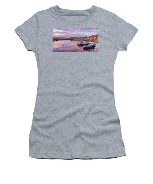 Bowling Harbour Panorama 02 Women's T-Shirt